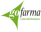 GO FARMA – I colori del benessere Logo
